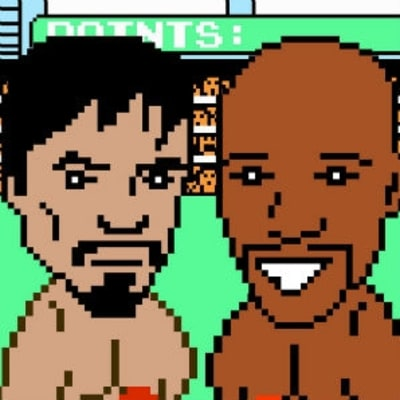 A Nintendo Punch-Out Spoof Predicted the Mayweather-Pacquiao Result