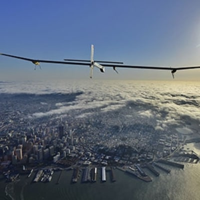 Flying Solar Impulse Across America