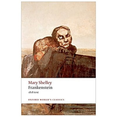 Frankenstein, Mary Shelley: 60 Works of Fiction Every Man Should Read