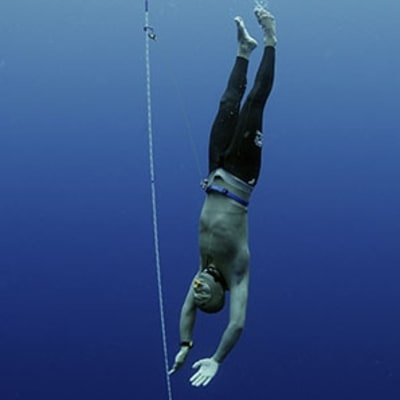 Free-Diving Turns Fatal