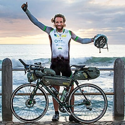 From Cairo to Cape Town, The Fastest Bike Ride Across Africa