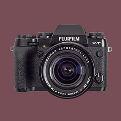 Fujifilm X-T1: Tech Gift Guide