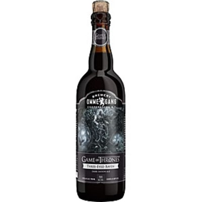 Ommegang's Three-Eyed Raven: The Best Game of Thrones Beer Yet