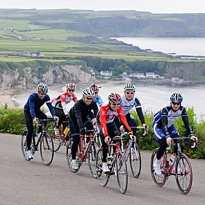 The Giro d'Italia Arrives in Ireland