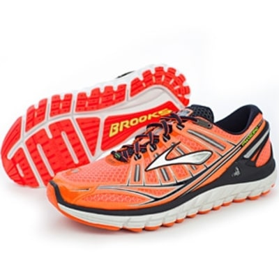 Going the Distance with Brooks Transcend