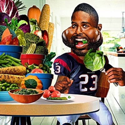 Going Vegan in the NFL