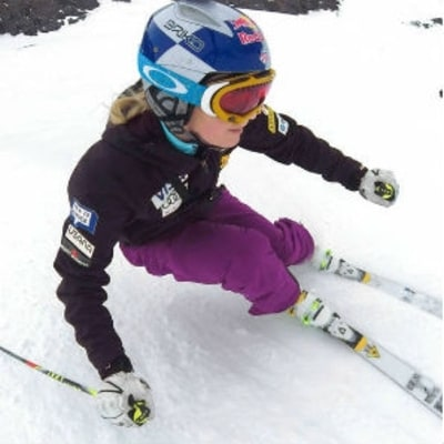 Lindsey Vonn's Advice for a Better GoPro Ski Video