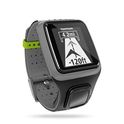 A GPS for Joggers