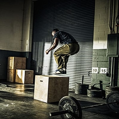How to Do the Perfect Box Jump