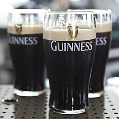 Guinness Goes Vegan