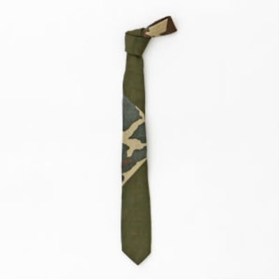 H.R. Market Woven Camo Tie: The Best Spring Ties
