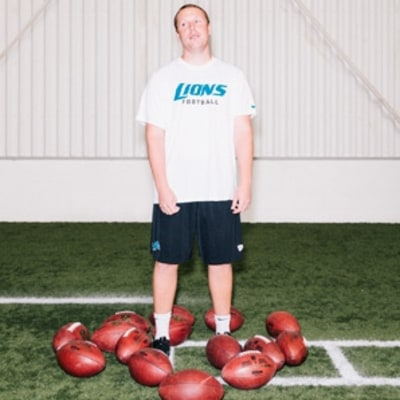 Håvard Rugland: From YouTube to the NFL