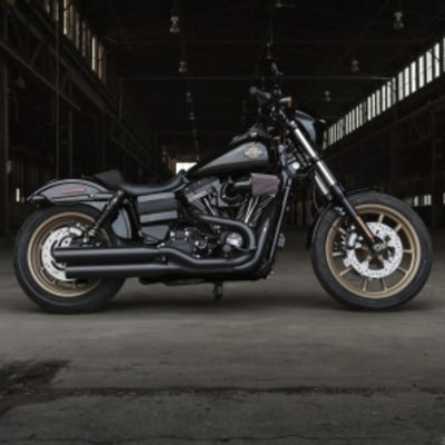 Test Drive: Harley-Davidson Low Rider S