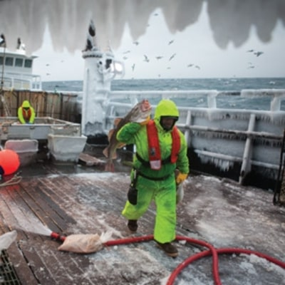 Deadliest Catch's Hell on Ice