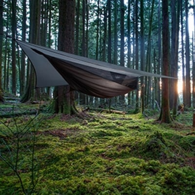 The Hammock You Can Take Anywhere