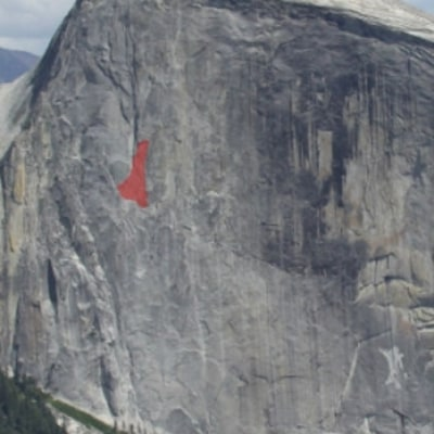 A New Look, and Tougher Route, for Yosemite's Half Dome