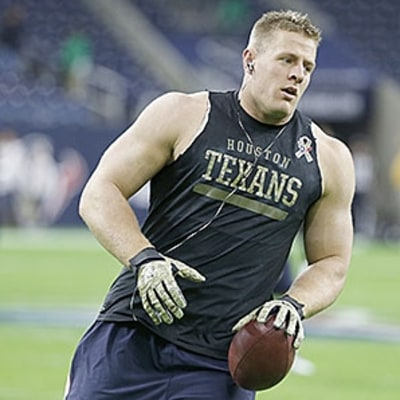 How to Box Jump Like J.J. Watt