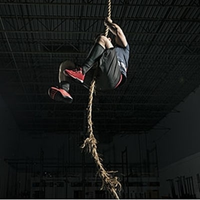 How to Climb Rope Like a CrossFit Pro