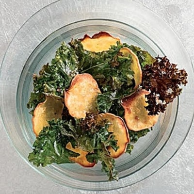 How to Make Crisp and Savory Kale Chips