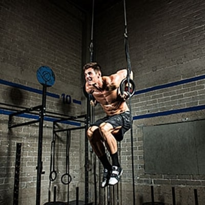 How to Master the Muscle Up