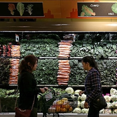 How Whole Foods Rates Its Vegetables