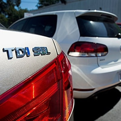 How to Remove Your Volkswagen TDI Badge