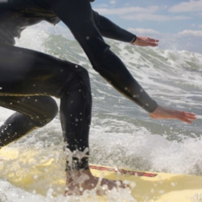 How to Surf for the First Time
