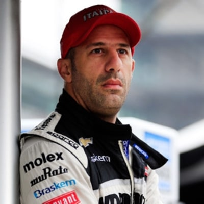 How Tony Kanaan Stays in Peak Form