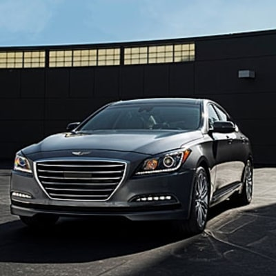 The 2015 Genesis: Hyundai's New Overachiever