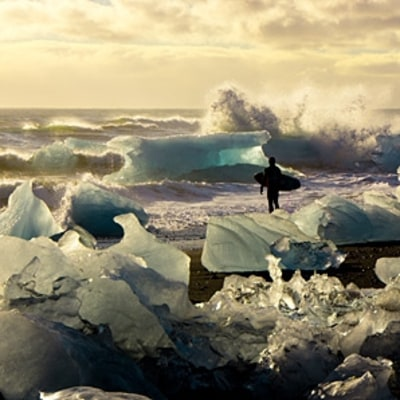Iceland's Top Surfing Destination
