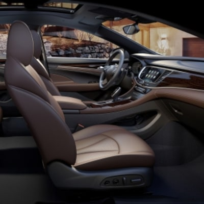 The New Look of Luxury Sedans Starts on the Inside