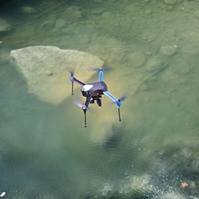A Personal Drone That Catches the Shot No GoPro Can