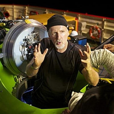 James Cameron: Deep-Sea Director