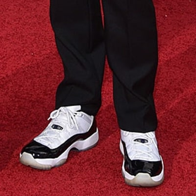 Jason Sudeikis's Jordans: How Not to Wear Sneakers With a Tux