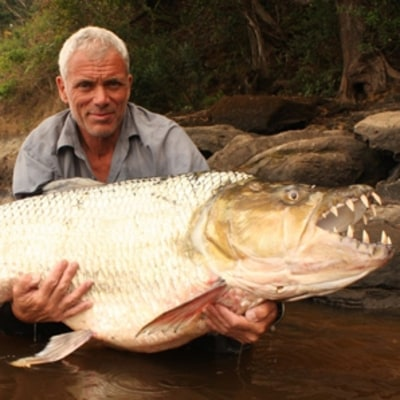 Jeremy Wade's River Monster Safety Guide
