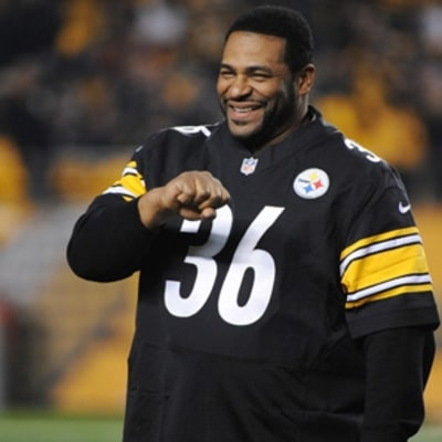 Jerome Bettis's Anti-Allergy Offensive