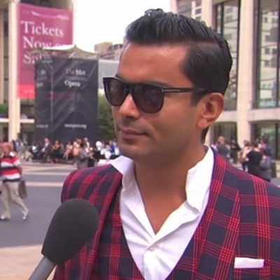 Jimmy Kimmel Trolls New York Fashion Week Lurkers