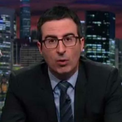 John Oliver Exposes Big Tobacco's Intimidation Tactics