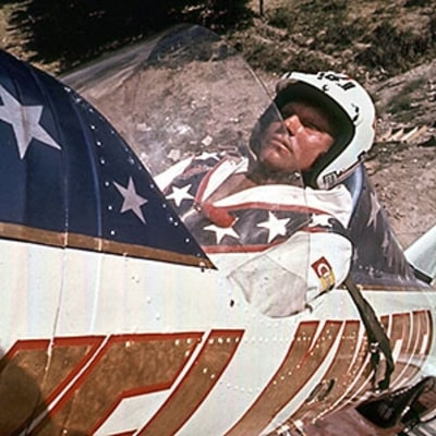 Johnny Knoxville Brings Evel Knievel Back
