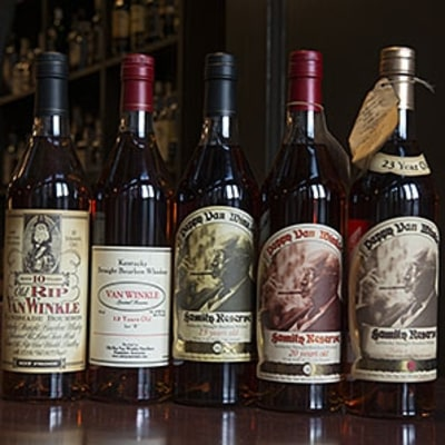 Pappy Van Winkle Family Orders Its Stolen Bourbon Destroyed