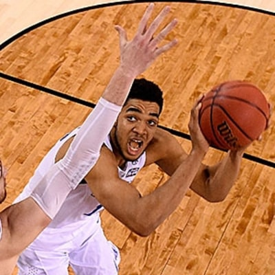 How Karl-Anthony Towns is Preparing for the NBA Draft