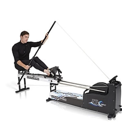 A Rowing Machine You Can Store in the Closet