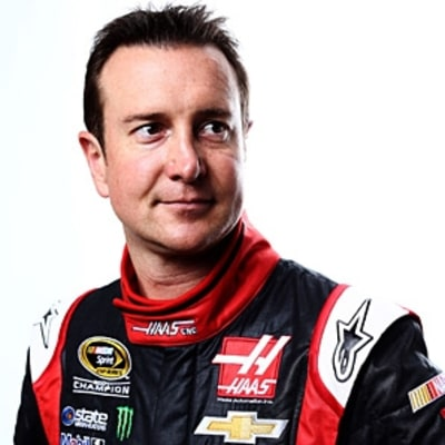 Kurt Busch Takes on the Double