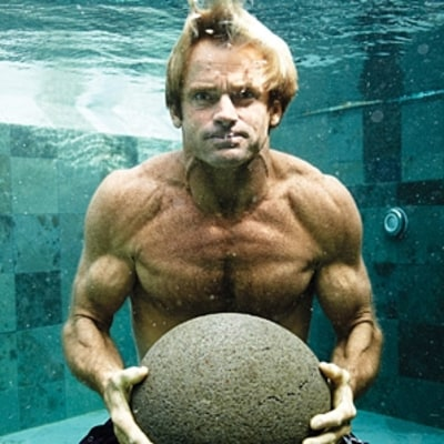 Laird Hamilton's Underwater Workout