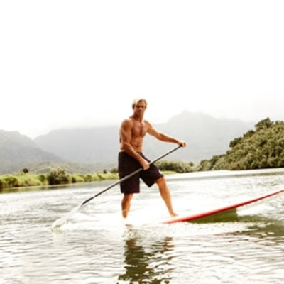 Laird Hamilton: Why I Love Paddleboarding