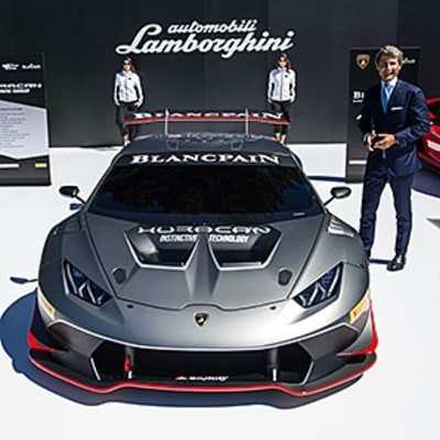What You Need to Know About the New Lamborghini Supercar