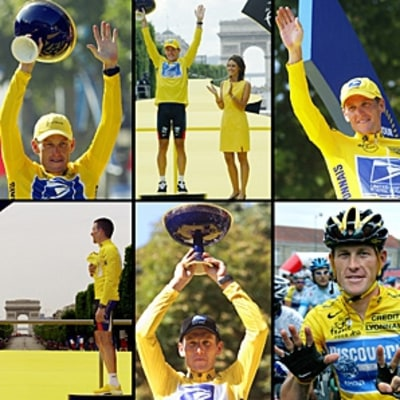 Lance's Armstrong's Last Ride