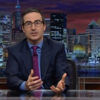 John Oliver Explains Why Daily Fantasy Sports Is Gambling