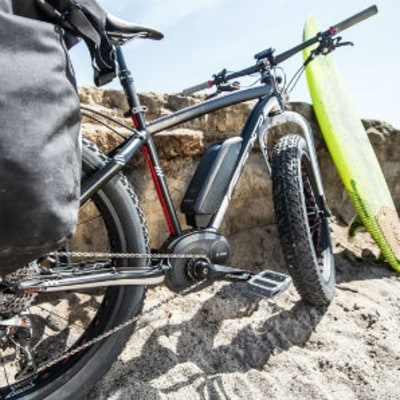 The All-Season, All-Terrain Mountain Bike