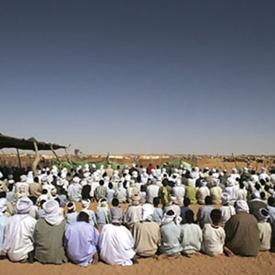 Dr. Bob Arnot's Letter from Darfur: Desperate Measures